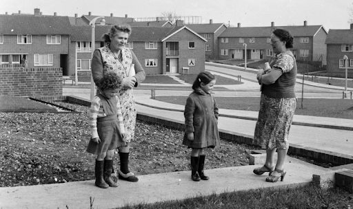 old uk mothers with daughters